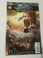 KMKZ Kamikaze #2 January 2004 Cliffhanger Wildstorm Comics Olallo Herrera Olea