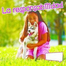 La responsabilidad / Responsibility (El Pequeno Mundo De Las Habilidad-ExLibrary