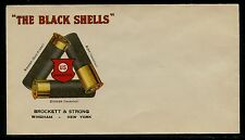 BLACK SHELLS US AMMUNITION COVER XF UNUSED BQ1528