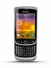 BlackBerry Torch 9810 - 8GB - Silver (Unlocked) Smartphone