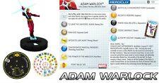 ADAM WARLOCK #010 Galactic Guardians Marvel Heroclix