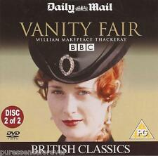 W M THACKERAY'S VANITY FAIR: PART 1 (Daily Mail R2 DVD) (Little/Gray/Ward)