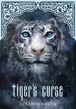 Complete Set Series - Lot of 4 Tiger's Saga books by Colleen Houck Quest Curse