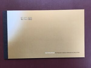 GB Stamp Booklet - 2000 GBP 7.50 SPECIAL BY DESIGN   INTACT Booklet(SG DX 24)