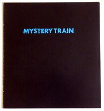 Jim Jarmusch MYSTERY TRAIN  original Presseheft 1989