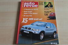 107690) Hummer 6.5 V8 TD - VW Golf V6 4motion - Auto Revue 11/1999