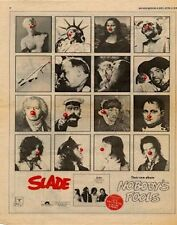 Slade Nobody's Fools UK LP advert 1976