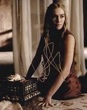 Lena Headey In-Person AUTHENTIC Autographed Photo COA GoT SHA #68289