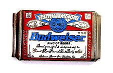 BIER Pin / Pins - BUDWEISER LOGO [2065C]