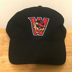 WASHINGTON WILD THINGS Baseball Hat - Frontier League - One Size Fits All