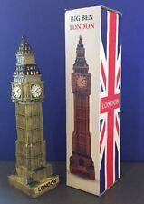 London Big Ben Tower British England UK Souvenir Gift Size: 15 X 3.5 CM