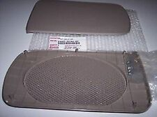 Toyota Camry 2002-2006 Genuine OEM Rear Speaker Grill Cover Gray 04007-521AA-B0
