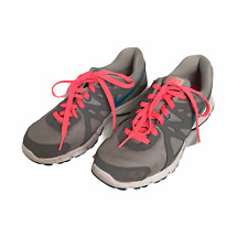 New listing NIKE women's SZ 7.5 Revolution 2 running shoes sneakers neon pink gray