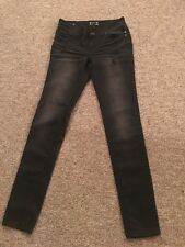 Sean John Women's Black Skinny Jeans Measures 28 X 33     F39