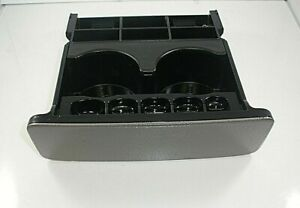2002 03 01 04 1999 Honda Odyssey Dash Cup Holder Gray OEM Coin Tray Compartment