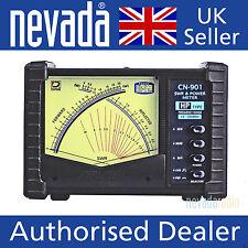 Daiwa CN901HP Professional grade 1.8-200MHz cross needle power/SWR meter NEW