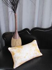 Quality Zaab Homewares Texture Gold Cushion Cover 30cm x 50 cm