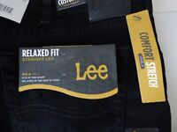 Lee Men's Premium Select  Relaxed Fit Straight Leg Comfort Waist Jean - Mens