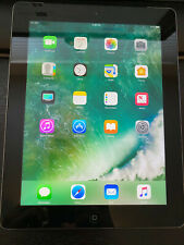 USED Apple iPad 4th Gen. 16GB, Wi-Fi + Cellular (AT&T), 9.7in - Black