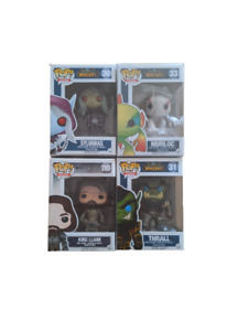 World of Warcraft Funko Pop Vinyl's Exclusives Select Your Figure