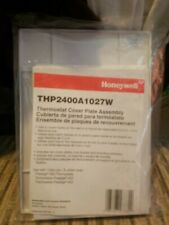 LOT OF 17 HONEYWELL THP2400A1027W WHITE COVER PLATE FOR PRESTIGE 2-WIRE IAQ