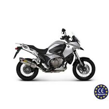 Escape Akrapovic Slip-On Line Para Honda Vfr 1200X Crosstourer 12-15