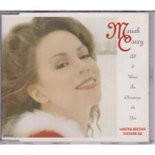 Columbia Mariah Carey-Musik-CD 's aus Import