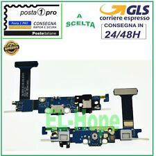 CONNETTORE RICARICA SAMSUNG GALAXY S6 EDGE G925 SM-G925F MICROFONO JACK CARICA