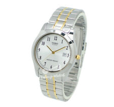 -Casio MTP1141G-7B Men's Metal Fashion Watch Brand New & 100% Authentic