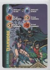 1996 Overpower Collectible Card Game - DC #NoN Universe Teamwork Gaming 0b5