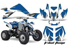 Suzuki LTZ 400 AMR Racing Graphic Kit Wrap Quad Decals ATV 2009-2012 TRIBAL W BU