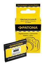 Batteria Patona 630mah per Sony DSC-W730,DSC-W800,DSC-W810,DSC-W830,DSC-WX100