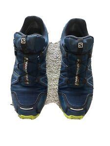 Salomon Men's Speedcross 4 GORE-TEX Trail Running Shoes- size 11.5