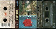 Grateful Dead Tribute Deadicated USA Cassette  Jane's Addiction Elvis Costello