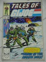 Tales of GI Joe #2 A Real American Hero Marvel Comics