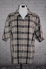 GB Black Label, XLarge button down shirt, 100% polyester