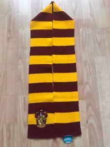 Harry Potter Gryffindor scarf schal sciarpa bufanda RARE