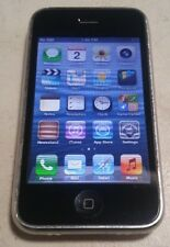 Apple iPhone 3GS 16GB White AT&T(GSM UNLOCKED) Good Condition - BAD WIFI
