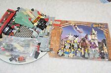 Lego Harry Potter 4709 Castle Parts~12 Minifigures~Creatures~Ins truction Book~