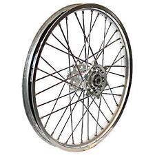 TALON Mx Rear Wheel Set W/ Excel Rim 215X19 Silver/Silver Silver 56-3156SS