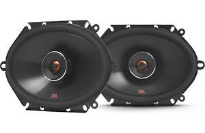 """JBL GX8628AM RB 180 Watt 6"""" x 8"""" 2-Way Coaxial Car Audio Speakers 5"""" x 7"""" 6X8"""