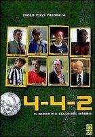 4-4-2 il gioco Più Bello Del Mondo DVD Nuovo 4 4 2 Virzi Mastandrea 442 Piu' RN