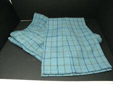 Vtg 60s 70s Male Mens Plaid Bell Bottom Pants Flare Leg Disco Dress Slacks