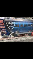 Maisto Samba Volkswagen Van Mp3 Audiobanh New Blue