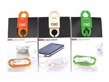 Cable 3p Cable De Alambre Cable Organizador Auricular Envolturas Enrollador de Cable Clip de red