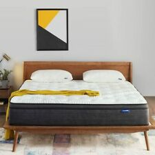 Sweetnight king Mattress in a Box - 12 Inch Plush Pillow Top Hybrid Mattress