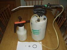 Hozelock Garden Pressure Sprayer Rebuild NEW Viton O Ring Seal Kit Smaller Spray