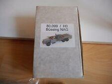Resin Modelkit Bussing NAG on 1:87 in Box