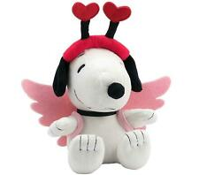 Snoopy Cupid Peanuts Valentine's Day Plush Figure Hallmark Gift 2019 Doll / New