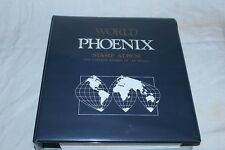 CWS World Phoenix Stamp Album Mint with pack of stamps and hinges1990
